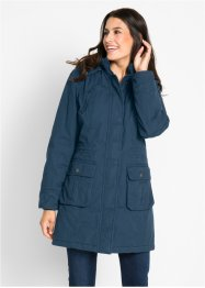 Wattierter Baumwoll-Parka, bpc bonprix collection