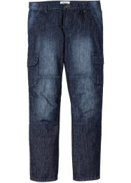 Jean cargo Regular Fit, Straight, John Baner JEANSWEAR