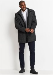 Veste longue aspect laine, bpc selection