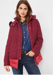 Winterjacke, 2in1 Optik, John Baner JEANSWEAR