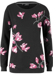 Sweat-shirt à imprimé floral, bpc bonprix collection