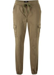 Pantalon cargo en twill, bpc bonprix collection
