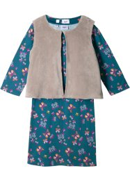 Kleid und Weste (2-tlg.Set), bpc bonprix collection