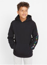 Jungen Kapuzensweatshirt, bpc bonprix collection