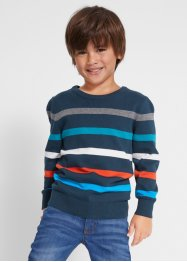 Jungen Pullover, gestreift, bpc bonprix collection