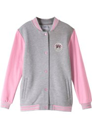 Mädchen College-Sweatjacke, bpc bonprix collection