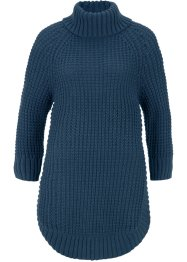 Kuscheliger Strick-Pullover, Halbarm, bpc bonprix collection