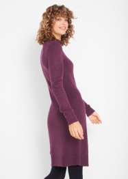 Strickkleid mit Stehkragen, bpc bonprix collection
