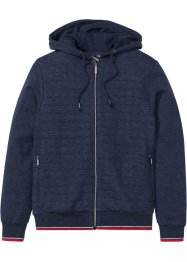 Kapuzen-Sweatjacke mit Steppung, bpc selection