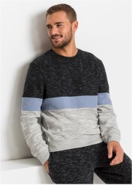 Sweat-shirt color block, bpc bonprix collection