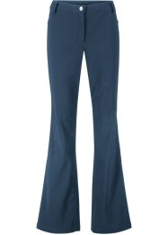 Pantalon Bootcut en bengaline avec strass, bpc bonprix collection