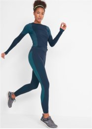 Thermo-Leggings, seamless, lang, Level 2, bpc bonprix collection