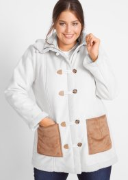 Maite Kelly Lammfellimitat-Jacke, bpc bonprix collection