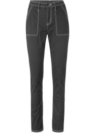 Pantalon Slim Fit avec coutures contrastantes, bpc bonprix collection