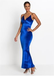 Robe longue en velours, BODYFLIRT boutique