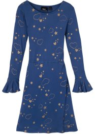 Jerseykleid mit Volants, bpc bonprix collection