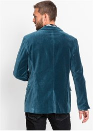 Veste de costume en velours Slim Fit, RAINBOW