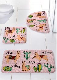 Tapis de salle de bain Frida, mémoire de forme, bpc living bonprix collection