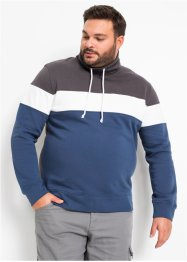 Sweatshirt mit Stehkragen, bpc bonprix collection