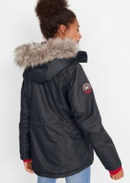 Wattierte Outdoorjacke mit Fleecefutter, bpc bonprix collection