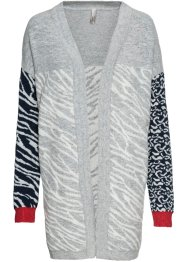 Longstrickjacke, BODYFLIRT boutique