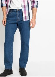 Classic Fit Stretch-Jeans, Straight, John Baner JEANSWEAR