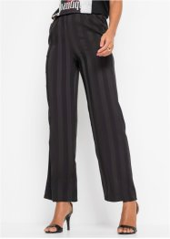 Pantalon aspect satin, BODYFLIRT
