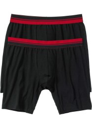 Lot de 2 boxers longs, bpc bonprix collection