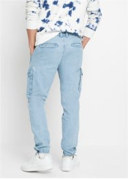 Regular Fit Cargo-Jeans, Straight, RAINBOW