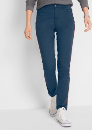 Pantalon chino à bandes contrastantes, bpc bonprix collection