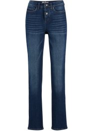 Stretch-Jeans in klassischem Denim, STRAIGHT, John Baner JEANSWEAR
