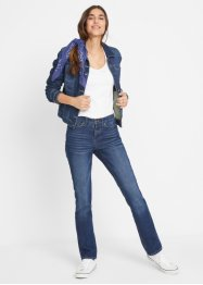 Jean extensible en denim classique, STRAIGHT, John Baner JEANSWEAR