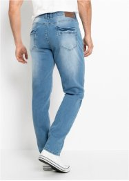 Regular Fit Multi-Stretch-Jeans, Tapered, John Baner JEANSWEAR