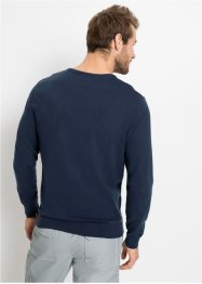 Pull col en V, bpc selection