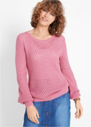 Pullover mit Strukturstrick, bpc bonprix collection