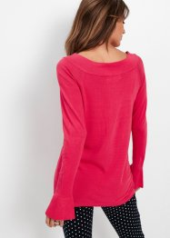 Off-Shoulder-Pullover, bpc selection