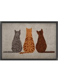 Tapis de protection motif chat, bpc living bonprix collection
