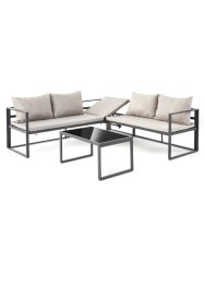 Gartenmöbel Set (3-tlg.Set), bpc living bonprix collection