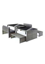 Gartenmöbel Set (6-tlg.Set), bpc living bonprix collection