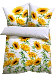 Parure de lit motif tournesol, bpc living bonprix collection
