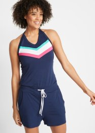 Modischer Neckholder-Jumpsuit, bpc bonprix collection