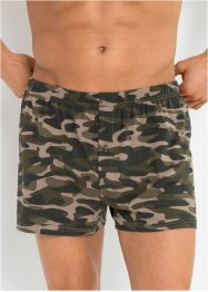 Jersey Boxershorts  (3er-Pack), bpc bonprix collection