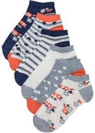 Sneaker Socken (6er Pack), bpc bonprix collection