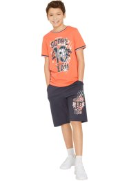 Jungen T-Shirt + Hose (2-tlg. Sportset), bpc bonprix collection