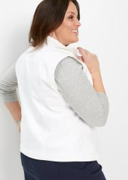 Gilet sans manches en jean, bpc selection