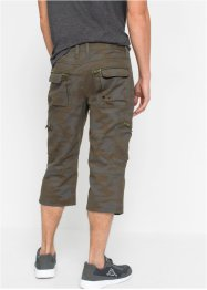 Pantalon 3/4 Baggy Fit, Straight, RAINBOW
