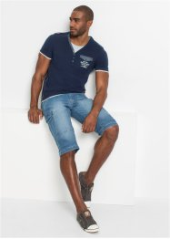 Loose Fit Jeans-Long-Bermuda, John Baner JEANSWEAR