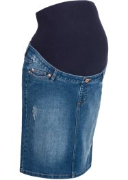 Super-Stretch-Umstands-Jeansrock, bpc bonprix collection