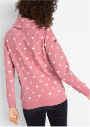 Sweatshirt mit hohem Kragen, bpc bonprix collection