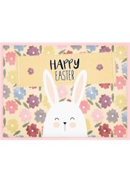 Tapis de protection à inscription Happy Easter, bpc living bonprix collection